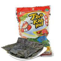 [当当自营] 泰国进口 小老板调味海苔 (辣味) 32g