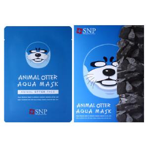 韩国snp动物面膜 海狮面膜25ml (10片/盒)