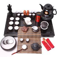 尚帝 紫砂套装+烧水壶套装 整套功夫茶具 茶具茶盘 Z-115021