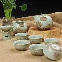 尚帝 整套功夫茶具 功夫茶必备套装 多款可选套装 陶瓷茶具2014WHGF7KK