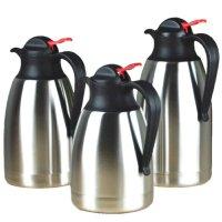 不锈钢保温壶 高真空内胆保温瓶 热水壶保温杯 暖水瓶咖啡壶
