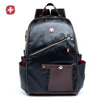 瑞士军刀 时尚个性韩版双肩包大容量背包潮流书包SA9808