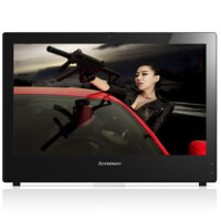 联想(Lenovo)扬天S4040 I5-4460S 8G内存 1T硬盘 DVDRW 1G独显 Win7 21.5英寸台式机一体机 黑色