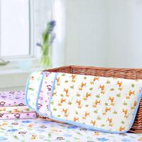 【当当自营】萌宝(Cutebaby)婴儿新生儿 法兰绒三层隔尿垫 防水透气 30*45