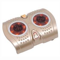 LY-617全自动恒温热疗足底按摩器腿部腰部多功能使用血养生机震动足疗器足疗