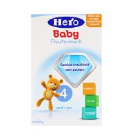【当当海外购】荷兰进口Hero Baby美素 婴幼儿奶粉4段(12-24个月宝宝)700g 日期新鲜到18年2月-4月份左右