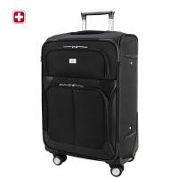 瑞士军刀商务时尚万向轮拉杆箱大容量旅行箱登机箱潮BX50318