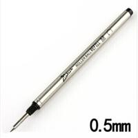 毕加索RBR-001宝珠笔芯签字笔芯替芯 0.5mm 10支装