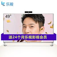 【当当自营】新品乐视超级电视 X49 49英寸2D智能LED黑色平板电视机