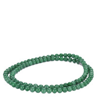 戴和美珠宝首饰手串项链 A货翡翠手链圆珠手串项链(附证书)