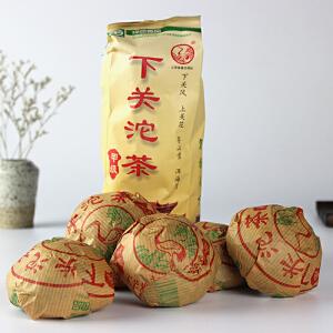 【十五条 75沱】2006年关甲沱茶 纯干保证茶香四溢 下关 生茶