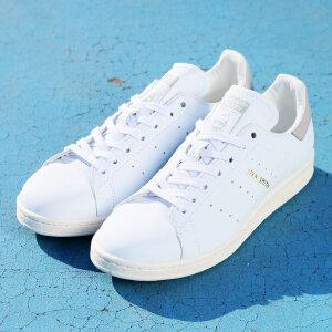 正品代购Adidas/阿迪达斯stan smith白尾字母男女板鞋休闲S75075