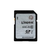 金士顿sd卡64G内存卡 class10高速数码单反摄像相机存储卡64g包邮