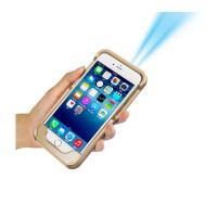美高(MEGO)G6S 家用 投影机(苹果手机专用投影仪 微型 便携办公LED 高清迷你)