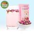 【三只松鼠_小美法兰西玫瑰50gx2盒】花草茶玫瑰花茶玫瑰花蕾