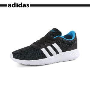 【新品】Adidas LITE RACER 运动休闲跑步男鞋 AW3873