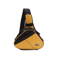 三角摄影包佳能600d 单反相机包尼康单肩数码斜跨包