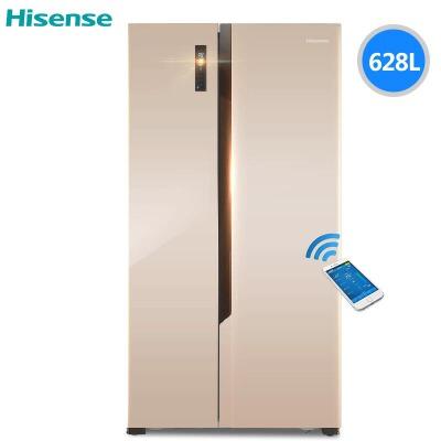 【当当自营】Hisense 海信 BCD-628WTET/Q 对开门冰箱 628升