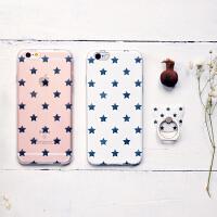 新品 �有牧计� 星星苹果手机壳 iphone6/plus 手机保护套支架本子礼品套装