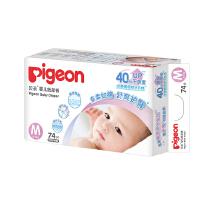 [当当自营]Pigeon 贝亲婴儿纸尿裤 尿不湿 大包装M74片(适合体重6-11kg)(电商装)