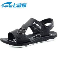 七波辉男童凉鞋 夏季新品男大童凉鞋 舒适凉鞋男大童凉鞋