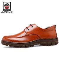 苹果APPLE 男鞋增高鞋皮鞋 4208056