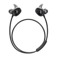 【当当自营】Bose SoundSport 无线耳机-黑色 耳塞式蓝牙耳麦 运动耳机 智能耳机