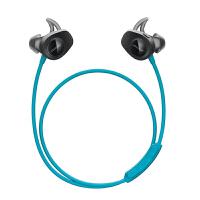 【当当自营】Bose SoundSport 无线耳机-水蓝色 耳塞式蓝牙耳麦 运动耳机 智能耳机
