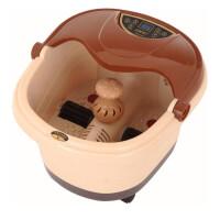足浴盆电动按摩足浴器全自动按摩洗脚盆足浴盆电动加热深桶按摩器洗脚盆