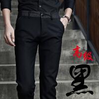 新款休闲裤男士西裤英伦修身男士休闲裤都市时尚男裤
