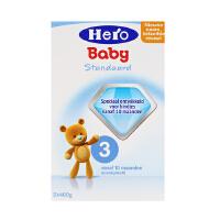 【当当海外购】荷兰本土美素Hero baby 新生婴幼儿奶粉3段(10-12个月宝宝)800g 保质期到18年3月左右