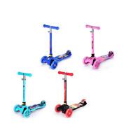 2016年新款 迪士尼儿童滑板车3岁2两4三轮5踏板车6小孩宝宝蛙式车剪刀摇摆车7