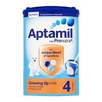【当当海外购】英国进口Aptamil爱他美婴幼儿配方奶粉4段(2-3周岁宝宝 800g)日期新鲜