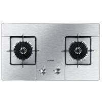 【当当自营】Supor 苏泊尔 JZT-QS505燃气灶(不锈钢灶双火灶燃气灶嵌入式/台式灶)(天然气/液化气)
