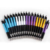 得力S303按动圆珠笔 40支装原子笔 0.7mm圆珠笔