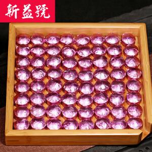 新益号 重瓣红玫瑰熟沱 普洱熟茶 古树迷你小沱茶250g*2袋 1斤装