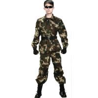 新式wj冬季作训服男士军迷装备户外运动军训教官服