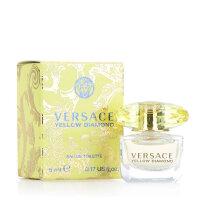 范思哲(Versace)黄钻/黄水晶女士香水Q版5ML