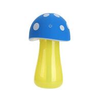 迷你空气加湿器USB小夜灯家用办公室卧室喷雾车载小型静音增湿机