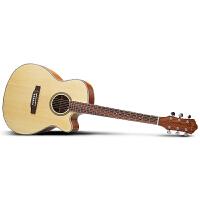 思雅晨吉他民谣吉他41寸木吉它初学新手入门jita乐器经典桶形妮特丽套装