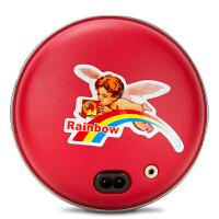 彩虹暖手器TB22暖手宝中号电热暖宝宝暖床暖手充电式