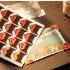 【红色烫银角贴 买1送1】拍立得相纸适用照片装饰角贴/照片必备贴角/墙贴