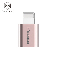 麦多多 安卓转苹果转接头iPhone6/5s数据线6p充电器线ipad转换头