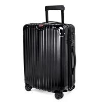 瑞士军刀20-29寸黑色男女拉杆箱行李箱登机箱休闲旅行箱BX161007