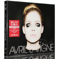 现货正版 Avril Lavigne艾薇儿 2013同名专辑 CD+歌词本