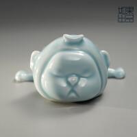 【如果出品】大圣归来秦玮鸿创意客厅艺术装饰工艺品陶瓷猴子摆件