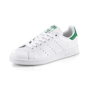正品代购 Adidas/阿迪达斯史密斯Stan Smith板鞋男女款M20324绿尾