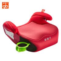 【当当自营】【支持礼品卡】好孩子CS100 增高垫式安全座椅3岁-12岁四季通用CS100-J112红色