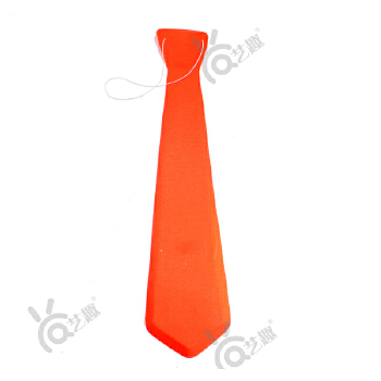 艺趣父亲节创意礼物儿童手工diy制作父亲的领带送爸爸制作礼品_白坯