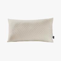 当当优品 蜂巢羽丝枕 可水洗枕芯枕头 48x74